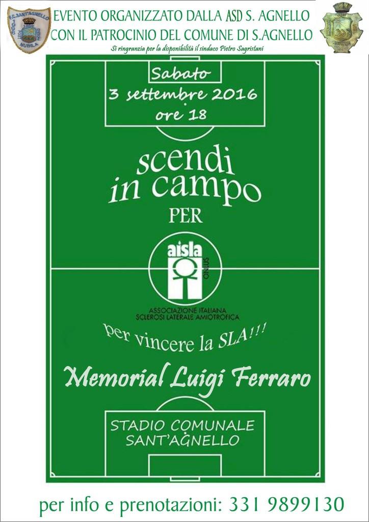 S.AGNELLO memorial