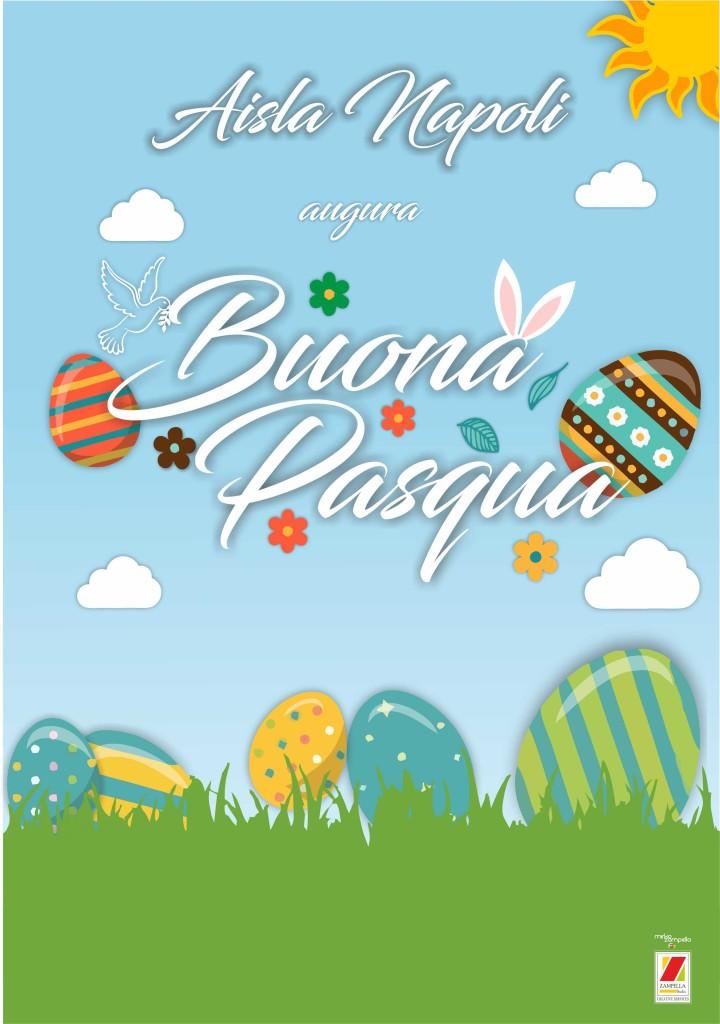 Manifesto Pasqua AIS