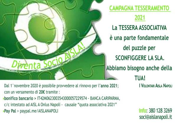 campagna tesseramento21